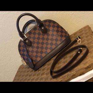 Alma BB Style Crossbody Mini Handbag